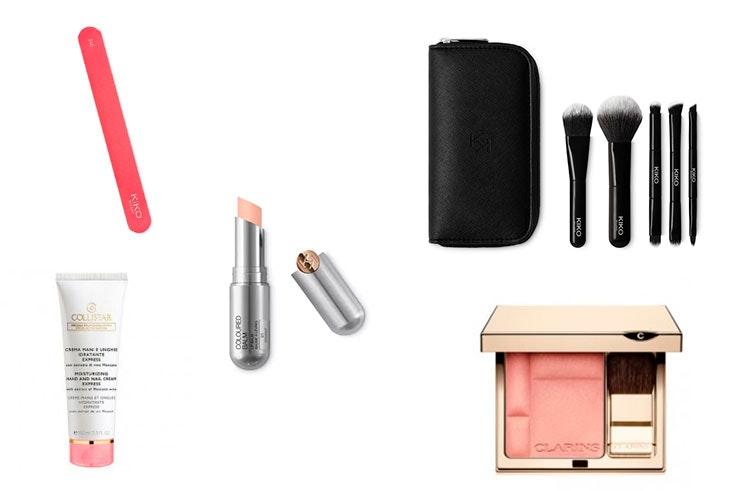 Los artículos de belleza para tu neceser en el bolso