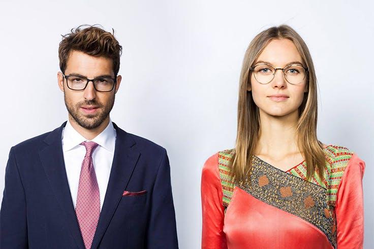 Promoción para gafas graduadas y de sol de Opticalia