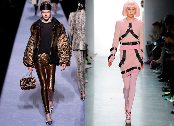 Fashion Week Nueva York Tom Ford y Jeremy Scott