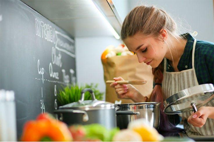 ventajas de cocinar al vapor