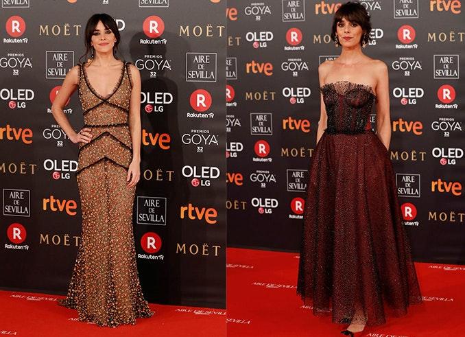 looks premios Goya