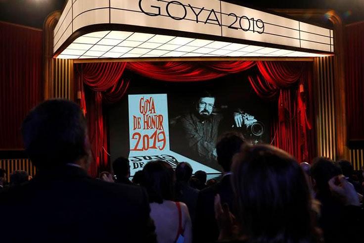 premios goya 2019 ganadores