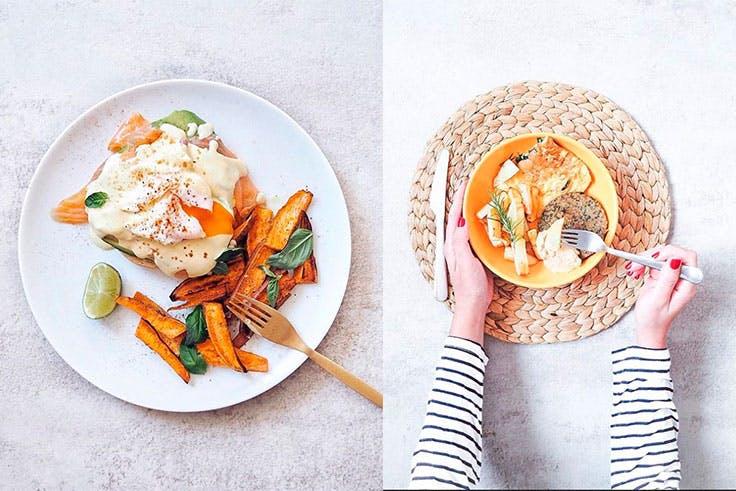 Recetas saludables de Marta Simonet en Instagram