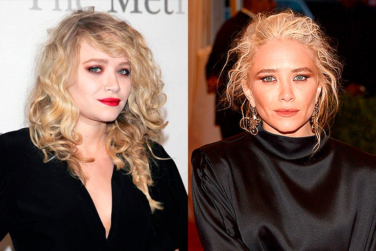 Los peores looks de Mary-Kate Olsen