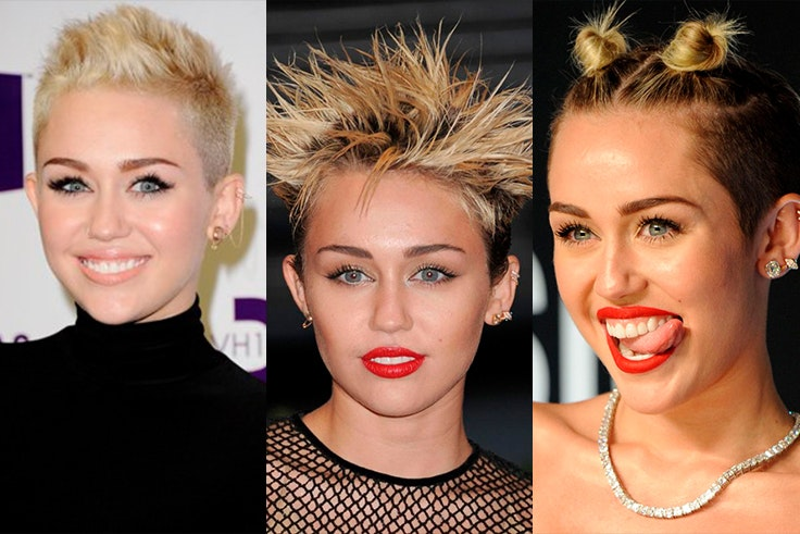 Looks de Miley Cyrus