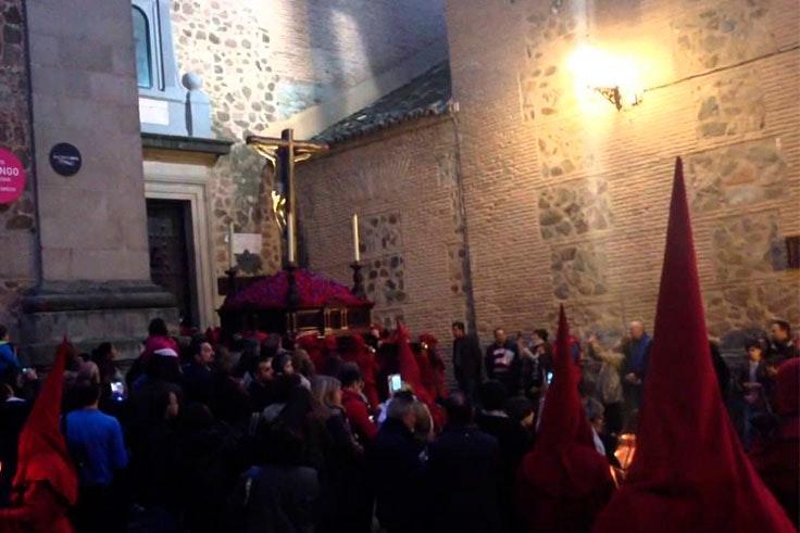 Procesión del Viernes Santo en Toledo