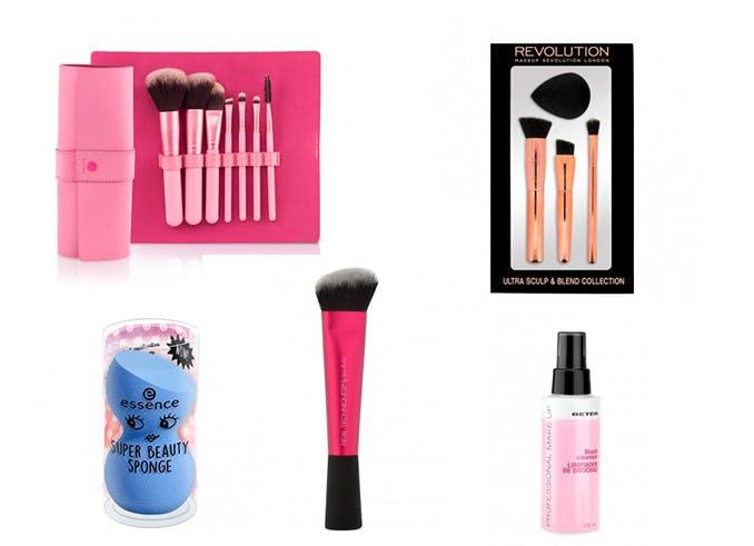 accesorios maquillaje perfecto