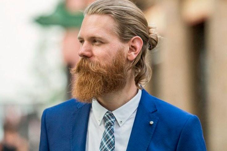 como llevar mejor la barba