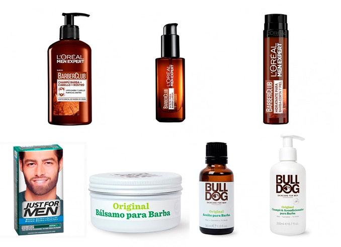 productos cuidado barba