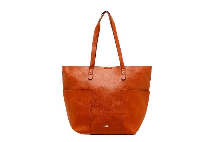 bolso shopper marrón de Misako
