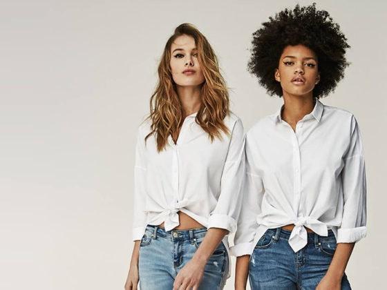 camisas blancas