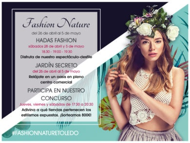 Fashion Nature Luz del Tajo