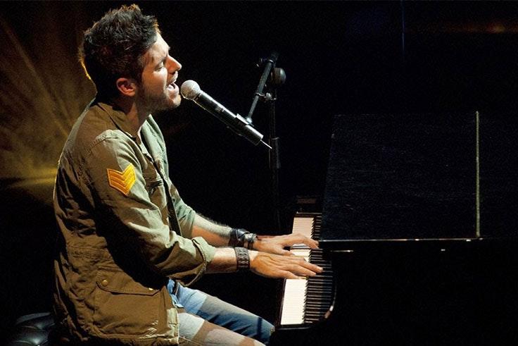 concierto Pablo López