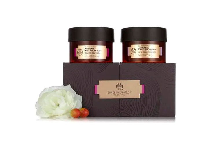 Cremas de The Body Shop
