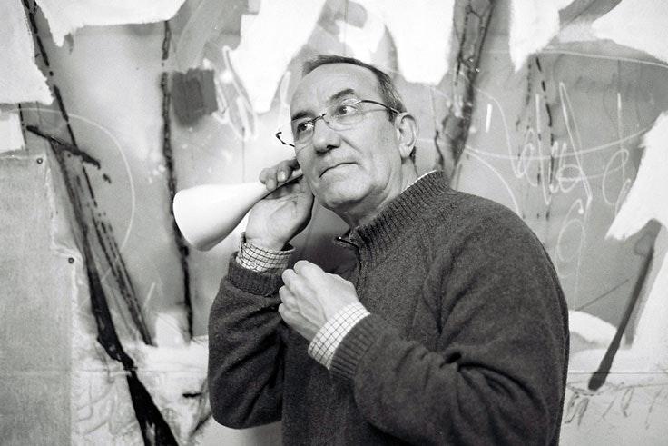 Exposición de Pablo Sanguino