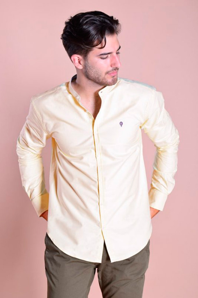camisa amarilla celop