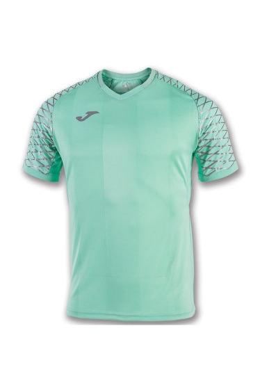 camiseta deportiva verde