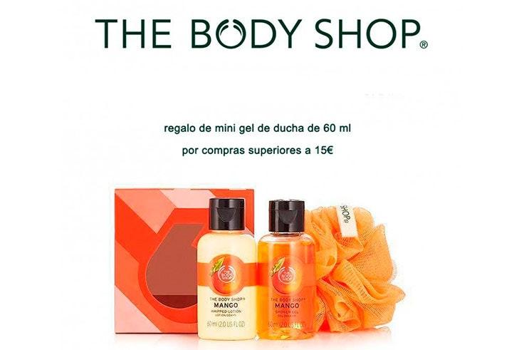 Ofertas de belleza en The Body Shop