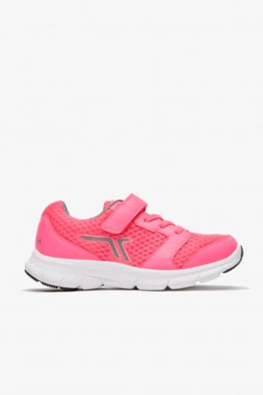 zapatillas rosas niña