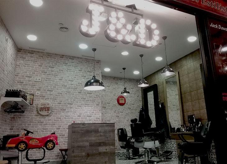 barbería Luz del Tajo