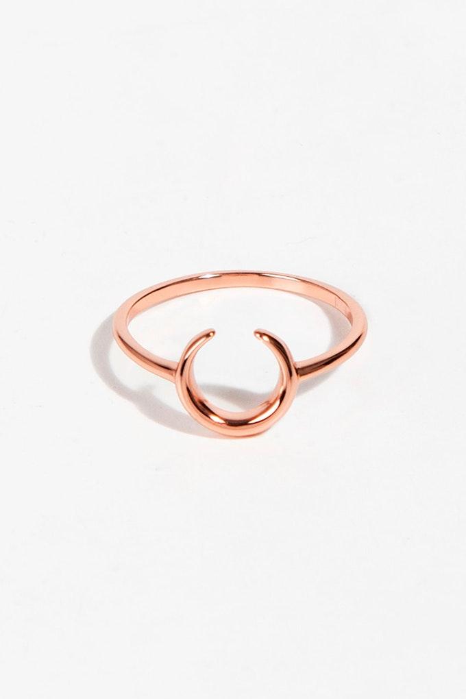 anillo rosado parfois