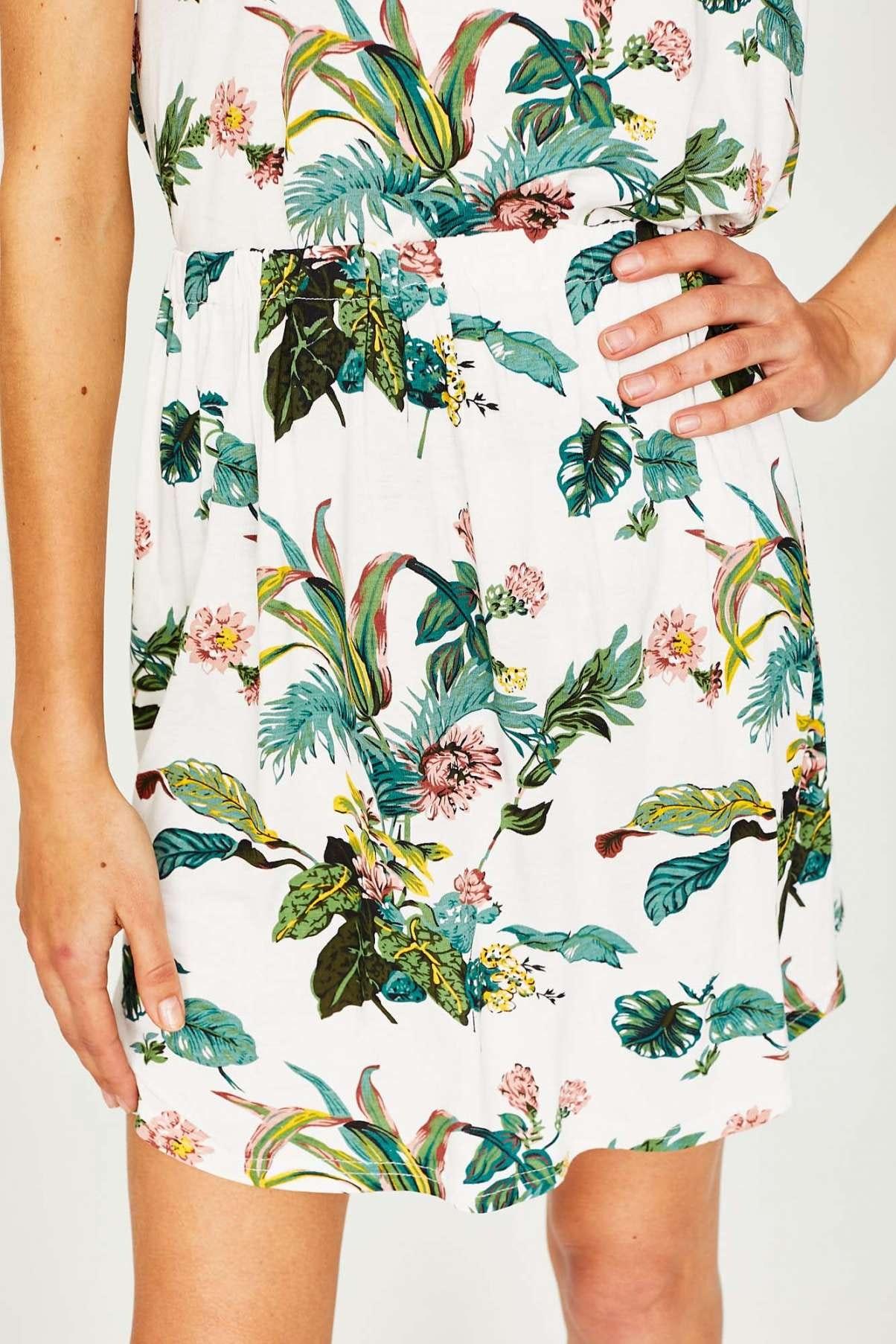 falda tropical