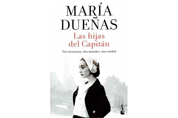 'Las hijas del capitán', de María Dueñas
