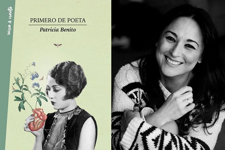 Primero de poeta Patricia Benito