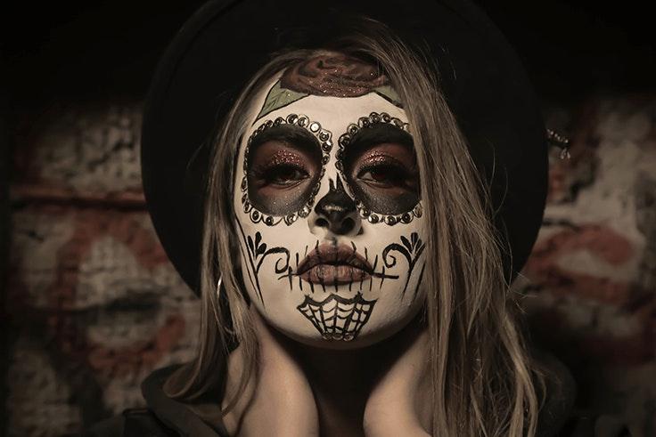 catrina-maquillaje