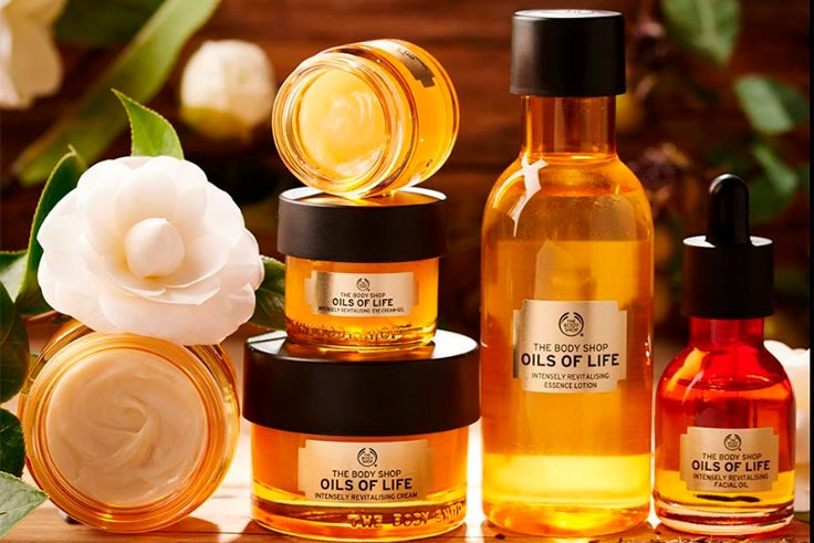 oferta de the body shop