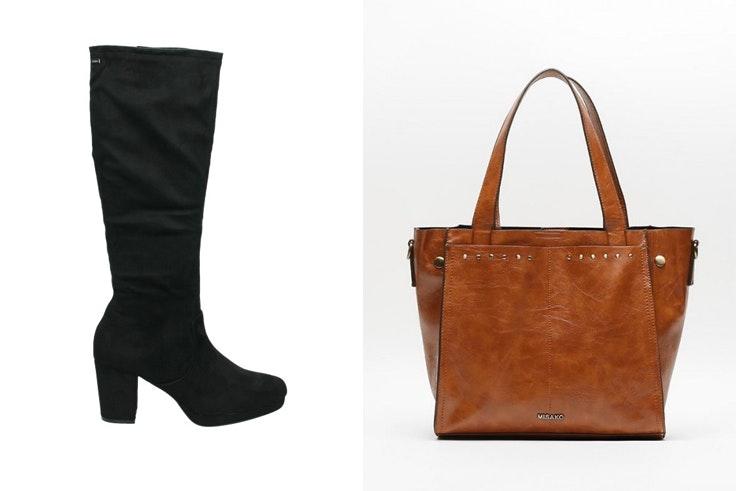botas-negras-loogo-bolso-color-camel-misako
