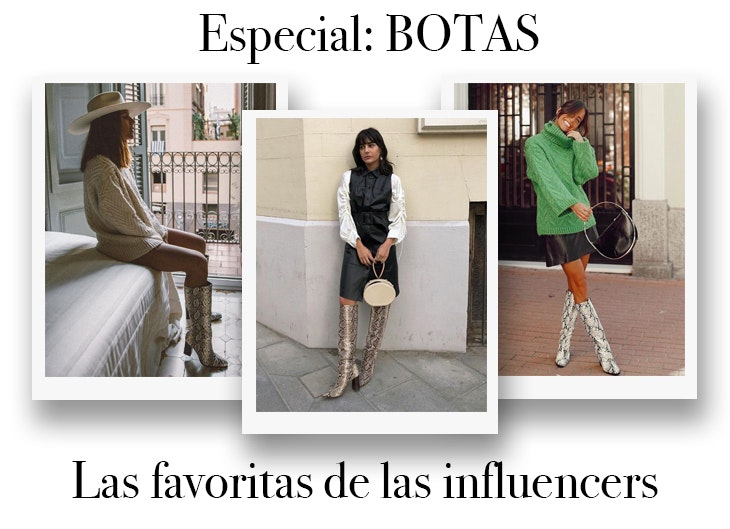 botines-serpiente-influencers