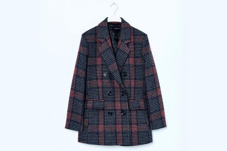 chaqueta-blazer-americana-estampado-cuadros-sfera
