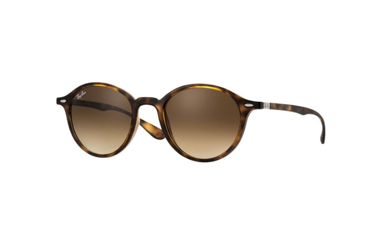 gafas-de-sol-montura-redonda-marron-ray-ban-soloptical