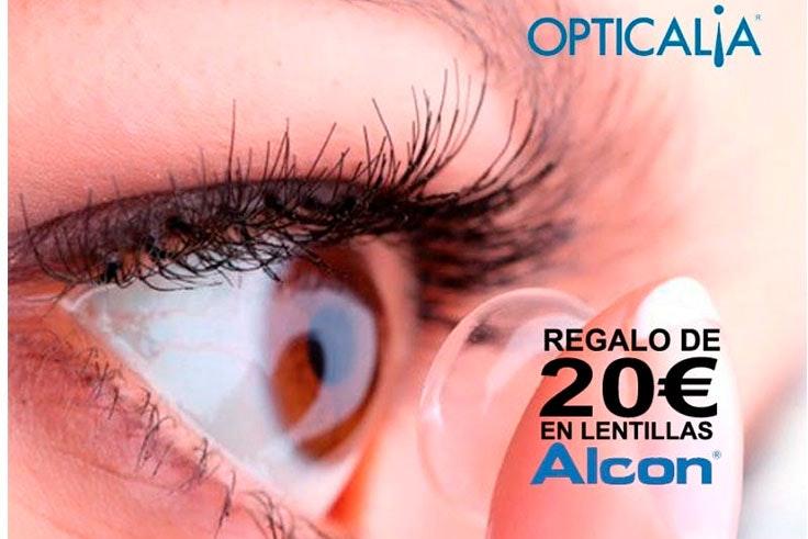 oferta de opticalia lentillas