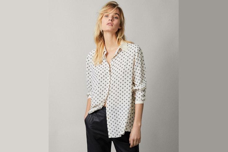 camisa-basica-estampado-massimo-dutti