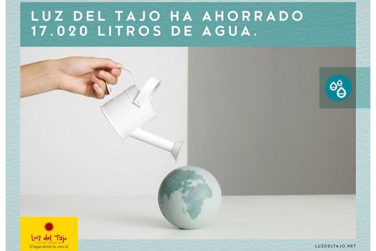 dia mundial del agua en luz del tajo