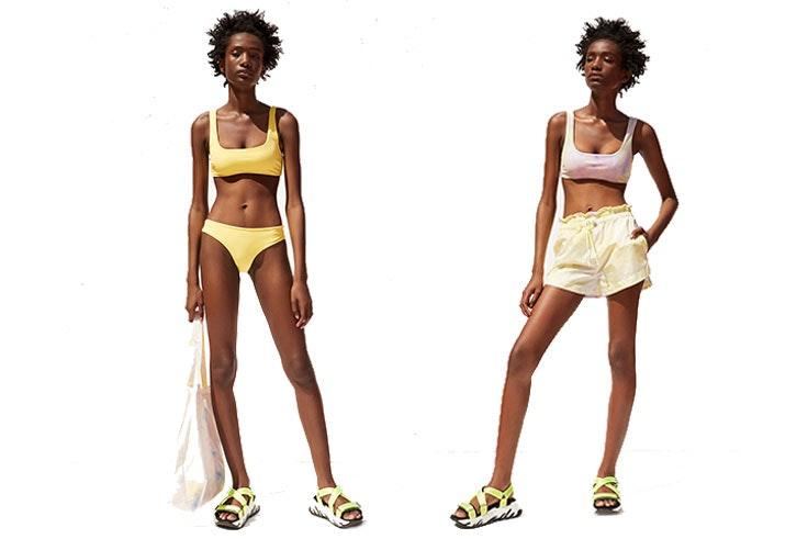 bikinis zara