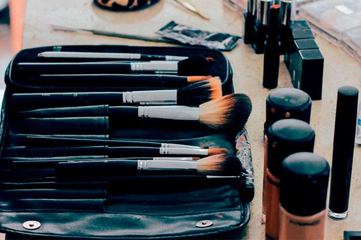 El maquillaje básico