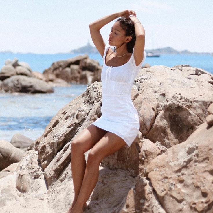 melissa-villarreal-vestido-blanco-estilo-instagram