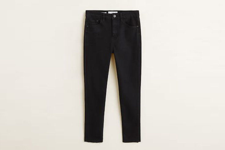 pantalon-largo-color-negro-mango