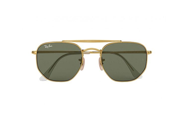 gafas-de-sol-ray-ban-rectangulo-metal-dorado-soloptical