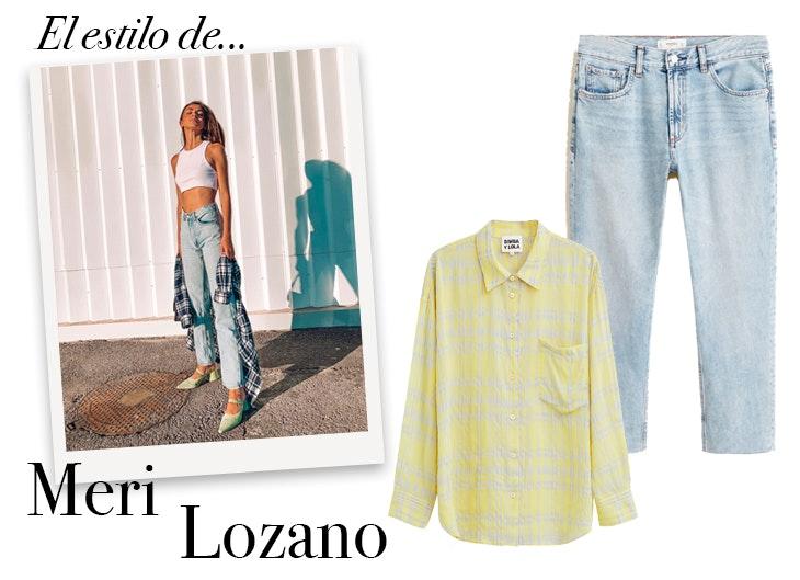 Meri Lozano tiene los básicos de verano perfectos