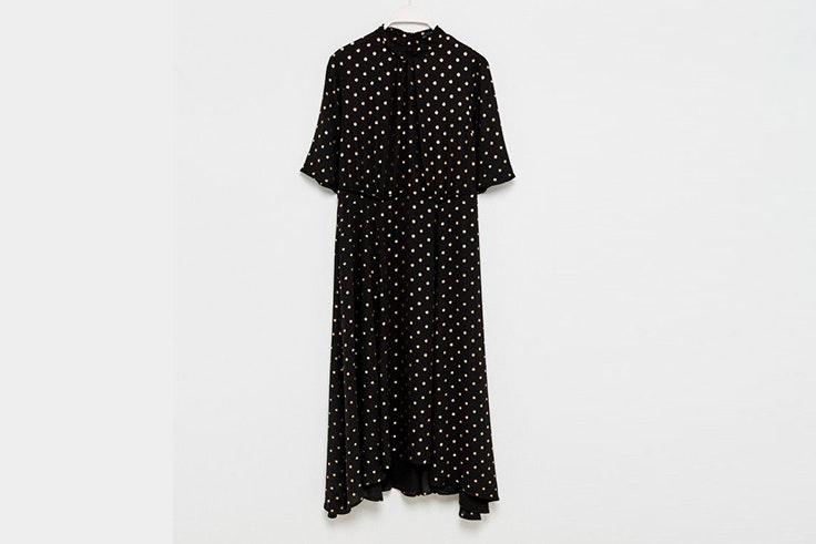 vestido-erea-louro-negro-largo-lunares-sfera