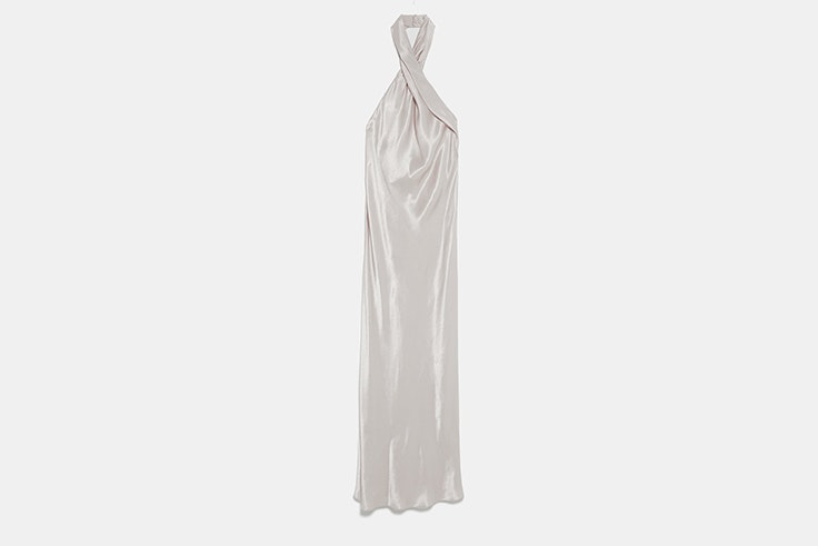vestido-largo-champan-saten-zara