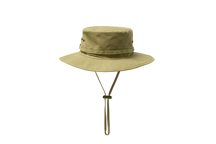 bucket hat verde kaki bimba y lola