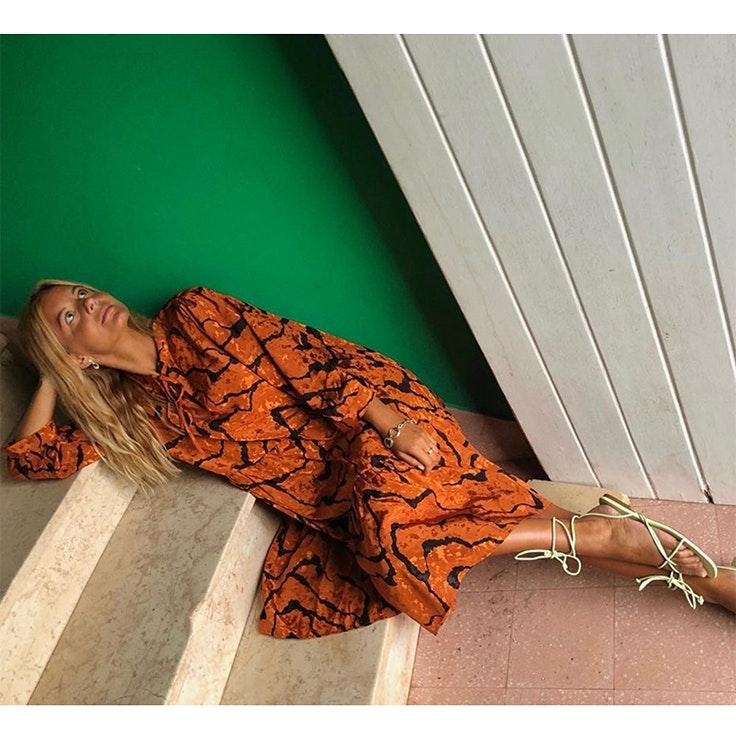 mafalda patricio calzado de verano instagram