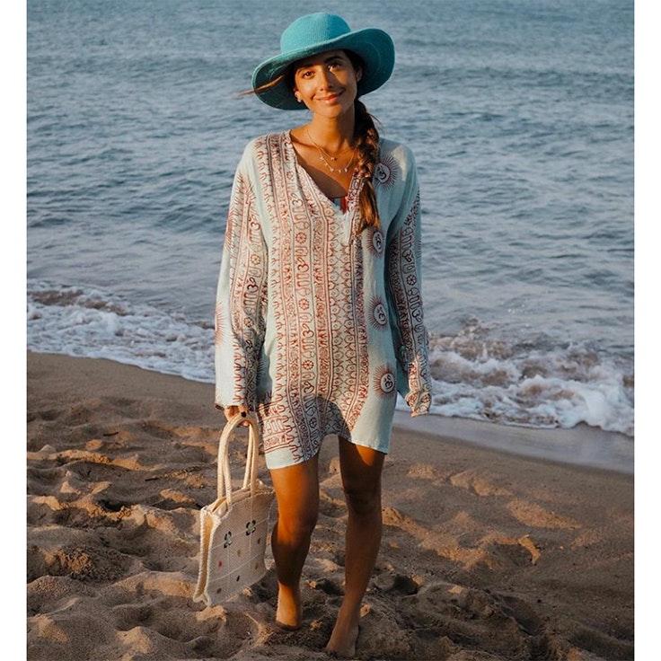 maria fernandez rubies conjuntos de playa foto instagram