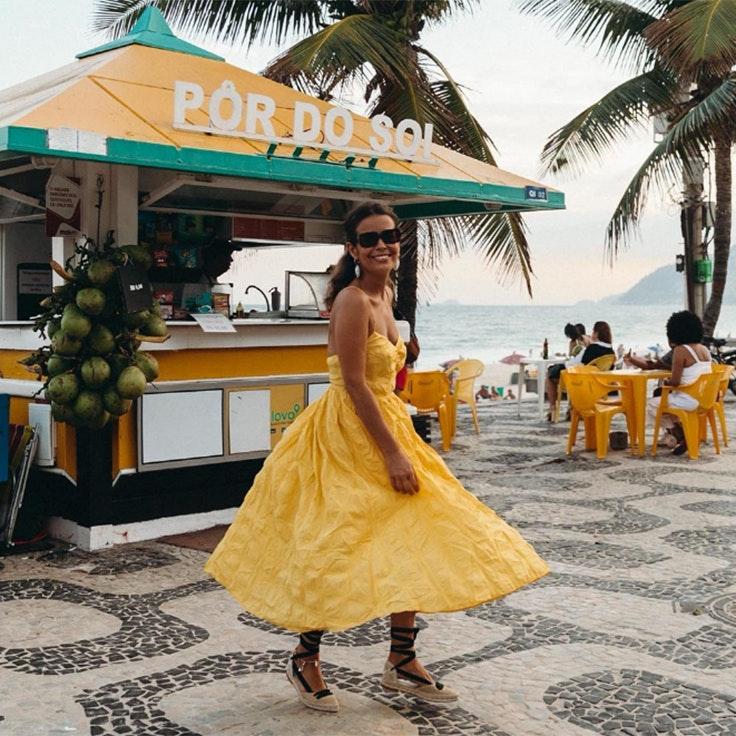sara escudero collagevintage conjuntos de playa foto inatagram