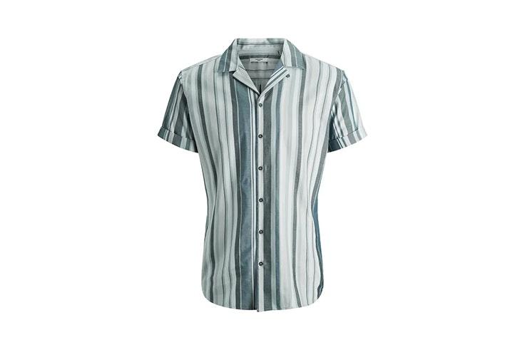 camisa jack and jones el estilo de Manuel Ordovás